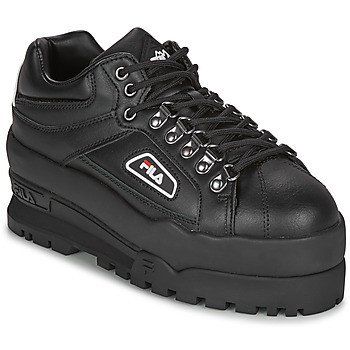 Schuhe Damen Sneaker Low Fila TRAILBLAZER WEDGE WMN Schwarz