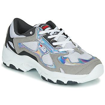 Schuhe Damen Sneaker Low Fila SELECT WMN Silbern