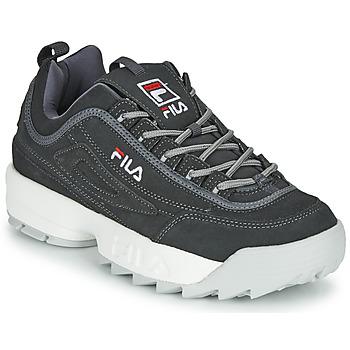 Schuhe Herren Sneaker Low Fila DISRUPTOR LOW Grau
