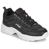 Schuhe Damen Sneaker Low Fila STRADA LOW WMN Schwarz