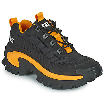 Schuhe Herren Sneaker Low Caterpillar INTRUDER Schwarz