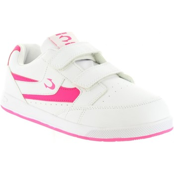 Schuhe Damen Sneaker Low John Smith COLERVEL Blanco
