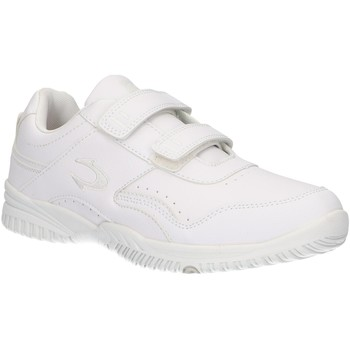 Schuhe Damen Sneaker Low John Smith COBAIN Blanco