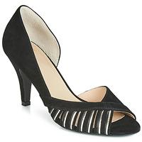 Schuhe Damen Pumps Bocage DELAWARE Schwarz
