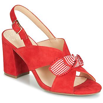 Schuhe Damen Sandalen / Sandaletten Bocage PAULIN Rot