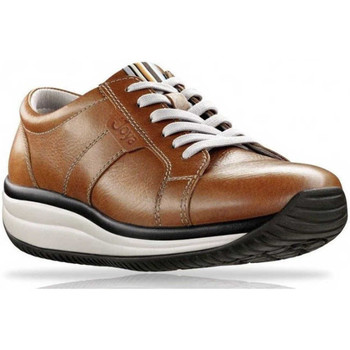 Schuhe Damen Sneaker Low Joya Paris Brown 534