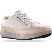 Schuhe Damen Sneaker Low Joya Sonja Cream 534