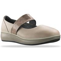Schuhe Damen Ballerinas Joya Delia Taupe 534