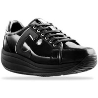 Schuhe Damen Sneaker Low Joya Joy Black Diamond 534