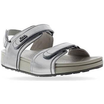 Schuhe Damen Sandalen / Sandaletten Joya Amalfi II Dark Silver 534