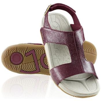 Schuhe Damen Sandalen / Sandaletten Joya Zurich Shiny Berry 534