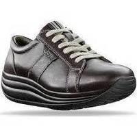 Schuhe Damen Sneaker Low Joya Paris Mocca 534