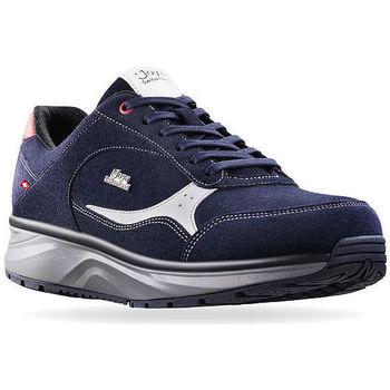 Schuhe Damen Sneaker Low Joya Tina Navy 534