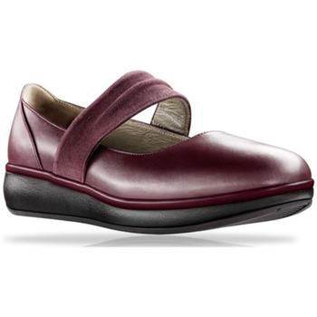 Schuhe Damen Ballerinas Joya Delia Wine 534