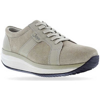 Schuhe Damen Sneaker Low Joya Paris Cream 534