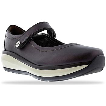 Schuhe Damen Ballerinas Joya Mary Jane II Wine 534