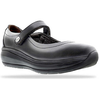 Schuhe Damen Ballerinas Joya Mary Jane II Black 534