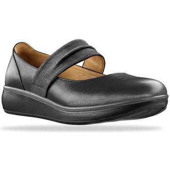 Schuhe Damen Sneaker Low Joya Helsinki PTX Black 534
