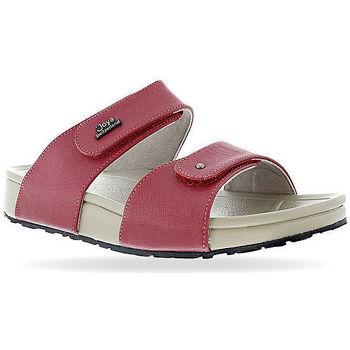 Schuhe Damen Pantoffel Joya Vienna 16 Red 534