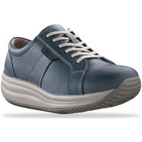 Schuhe Damen Sneaker Low Joya Paris Light Blue 534