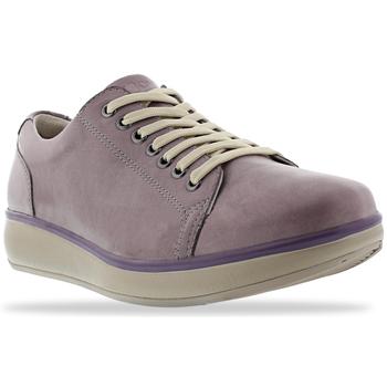 Schuhe Damen Sneaker Low Joya Sonja II Plum 534