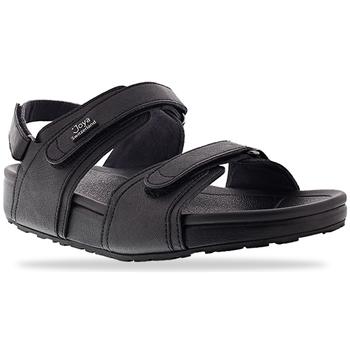 Schuhe Damen Sportliche Sandalen Joya Amalfi II Black 534