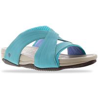 Schuhe Damen Pantoffel Joya Bali Turquoise 534