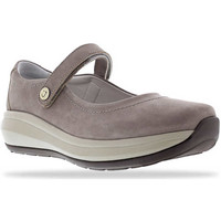 Schuhe Damen Ballerinas Joya Mary Jane II Grey 534