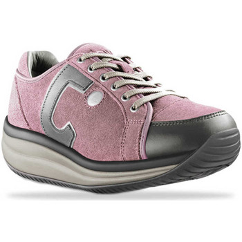 Schuhe Damen Sneaker Low Joya Joy Pale Pink 534