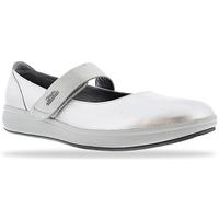 Schuhe Damen Ballerinas Joya Delia Silver 534