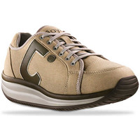 Schuhe Damen Sneaker Low Joya Joy Beige 534