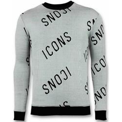 Kleidung Herren Sweatshirts Tony Backer En ICONS Grau