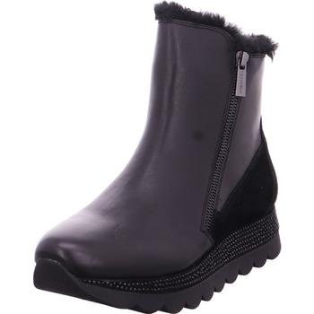 Schuhe Damen Schneestiefel Café Noir - JDB132 schwarz