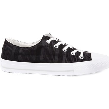 Converse Chuck Taylor All Star Gemma Schwarz - Schuhe Sneaker Low Damen 11600