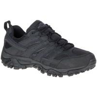 Schuhe Herren Wanderschuhe Merrell Moab 2 Tactical Schwarz