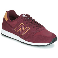 Schuhe Sneaker Low New Balance 373 Bordeaux