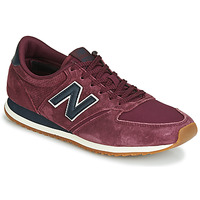 Schuhe Sneaker Low New Balance 420 Bordeaux