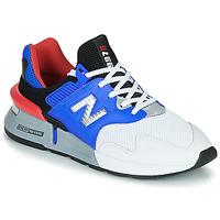 Schuhe Herren Sneaker Low New Balance 997 Weiss / Blau