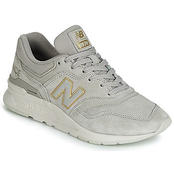 Schuhe Damen Sneaker Low New Balance 997 Grau