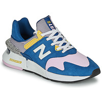 Schuhe Damen Sneaker Low New Balance 997 Blau