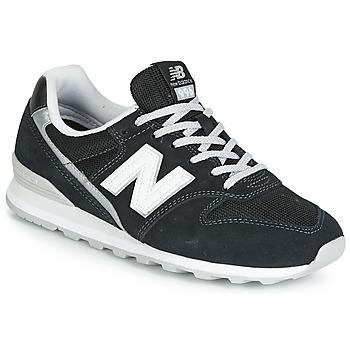 Schuhe Damen Sneaker Low New Balance 996 Schwarz