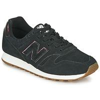 Schuhe Damen Sneaker Low New Balance 373 Schwarz