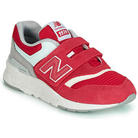 Schuhe Kinder Sneaker Low New Balance 997 Rot