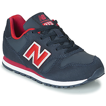 Schuhe Kinder Sneaker Low New Balance 373 Blau / Rot