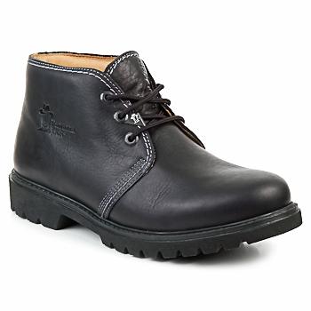 Schuhe Herren Boots Panama Jack BASIC Schwarz