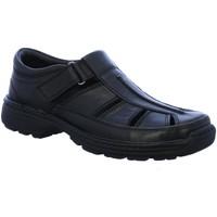 Schuhe Herren Sandalen / Sandaletten Ara Offene Pan 11004-01 schwarz