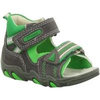 Schuhe Jungen Babyschuhe Superfit Sandalen 2-00033-06 grau