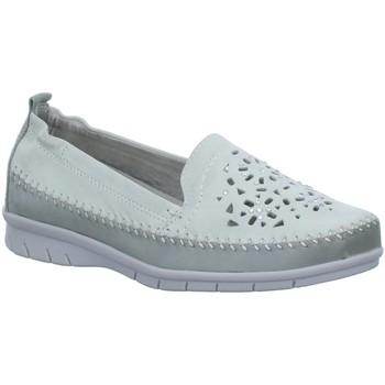 Schuhe Damen Slipper Jana Slipper Woms Slip-on 8-8-24615-22/190-190 grau