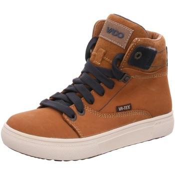 Schuhe Jungen Sneaker High Vado High Bosse 85502-210 cognac braun