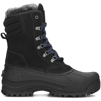 Schuhe Herren Schneestiefel Cmp U901 Schwarz